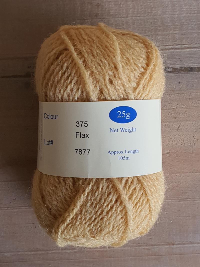 Spindrift: 375 Flax