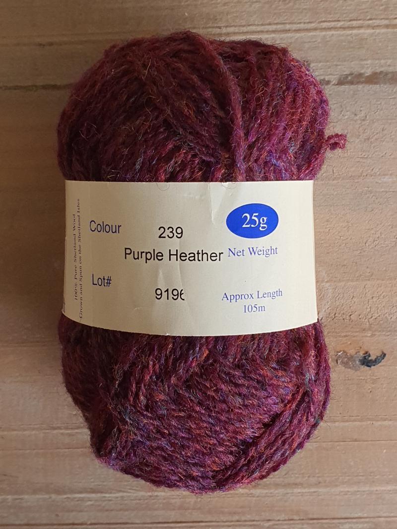 Spindrift: 239 Purple Heather