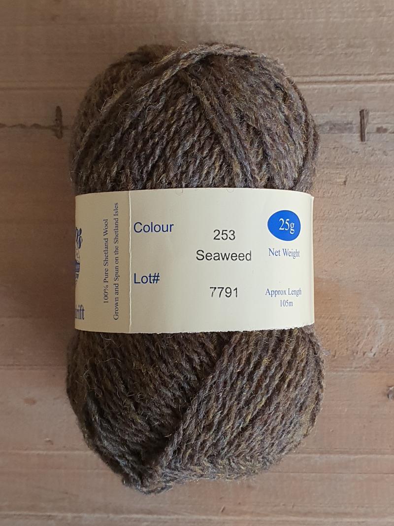 Spindrift: 253 Seaweed