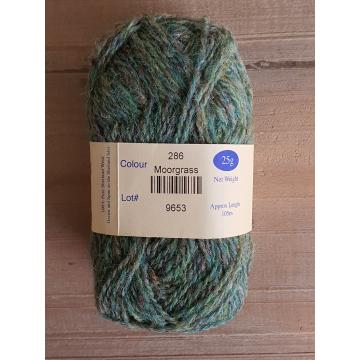 Spindrift: 286 Moorgrass