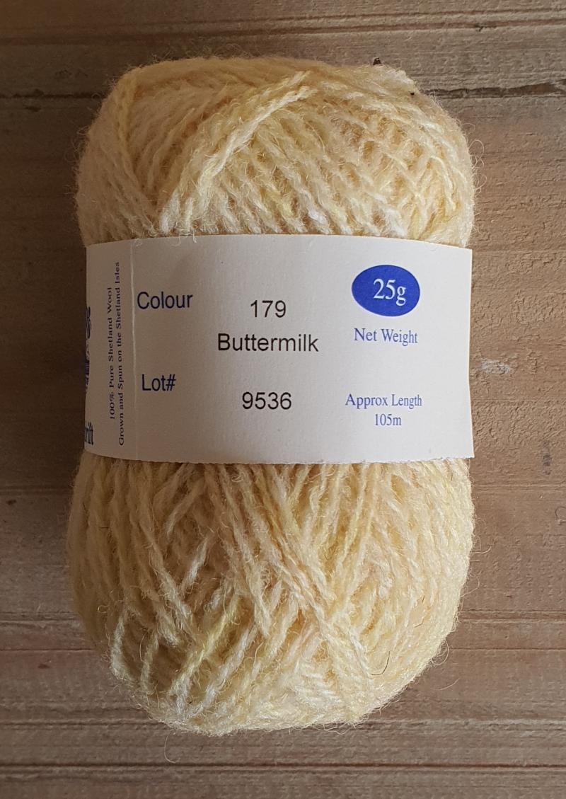 Spindrift: 179 Buttermilk