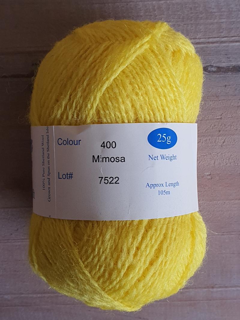 Spindrift: 400 Mimosa
