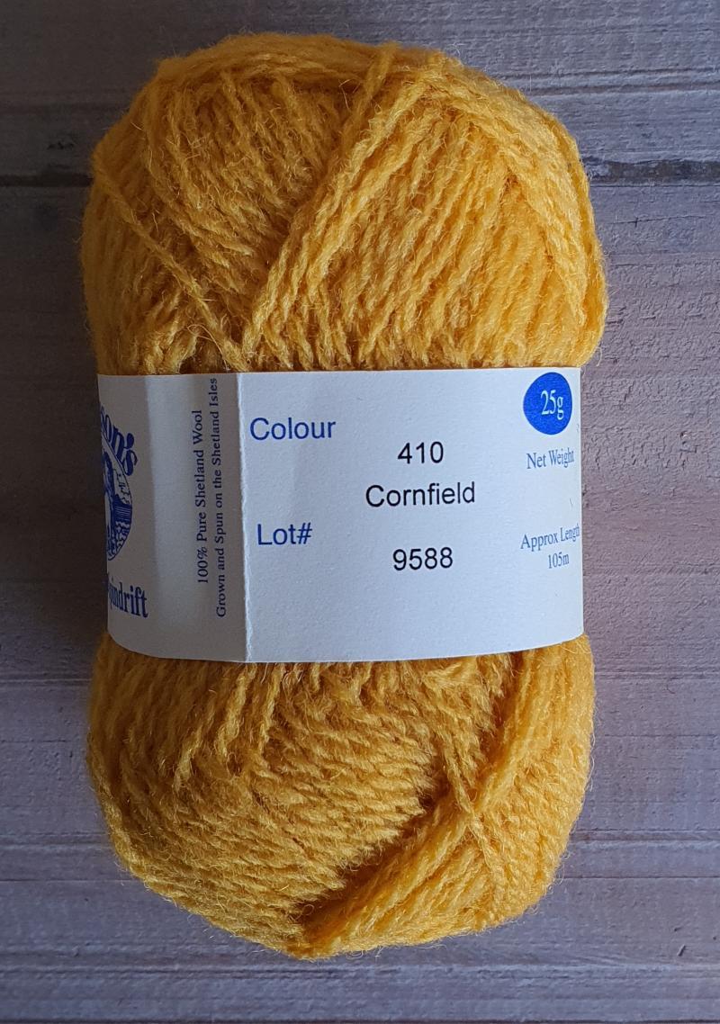 Spindrift: 410 Cornfield