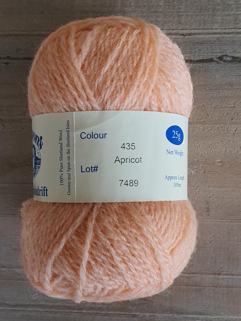Spindrift: 435 Apricot