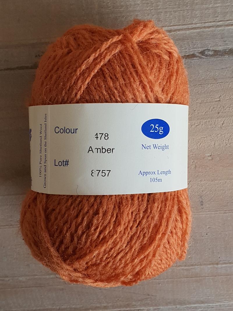Spindrift: 478 Amber