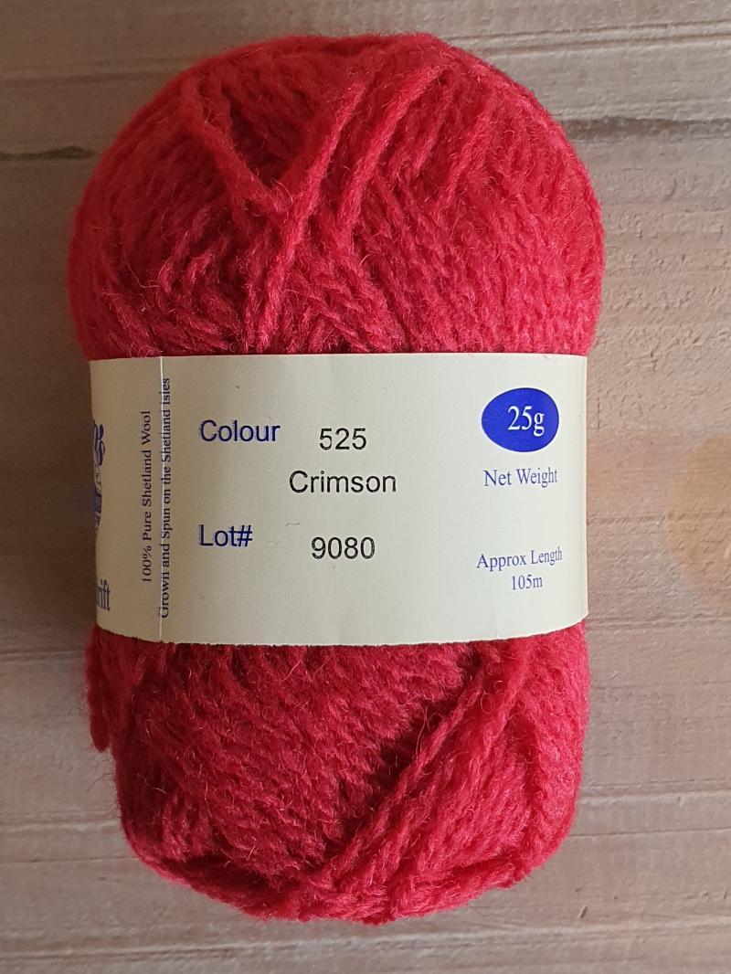 Spindrift: 525 Crimson