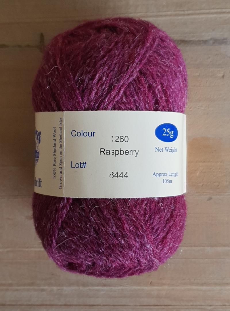 Spindrift: 1260 Raspberry