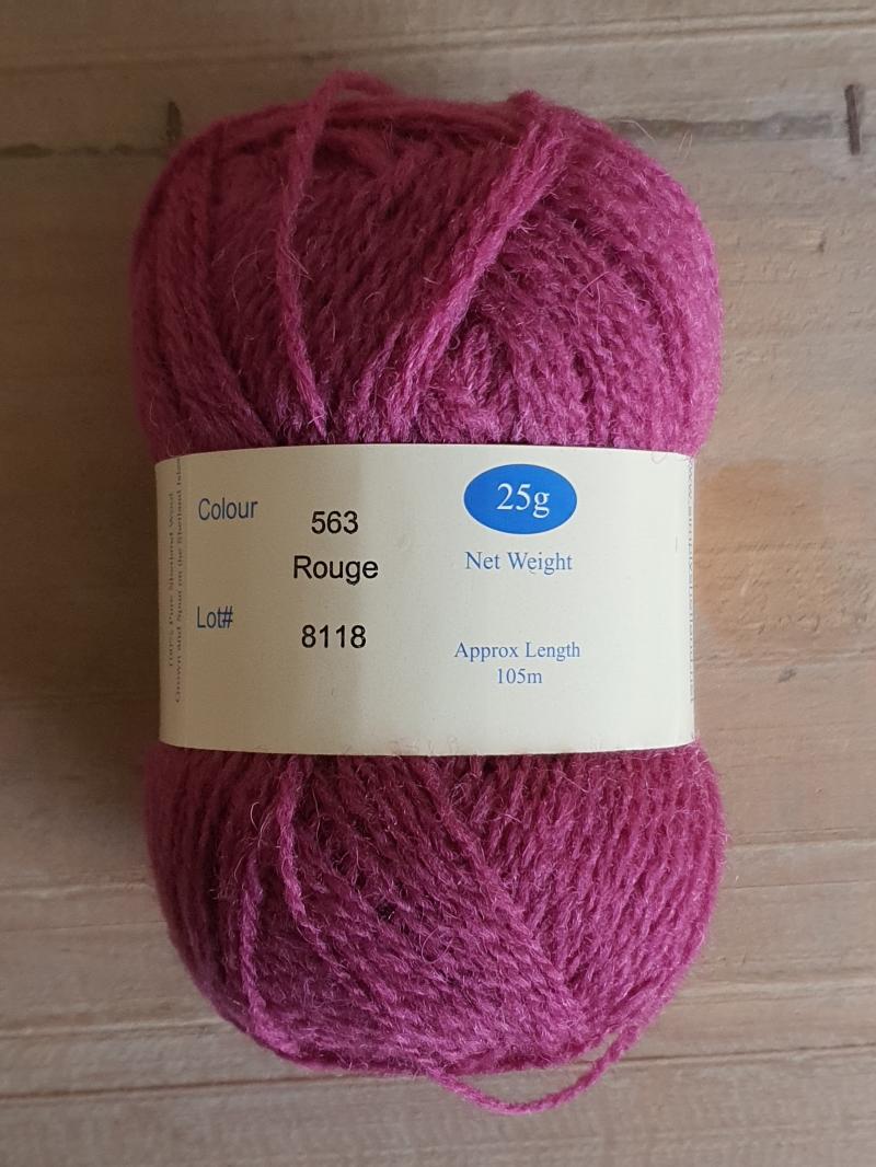 Spindrift: 563 Rouge