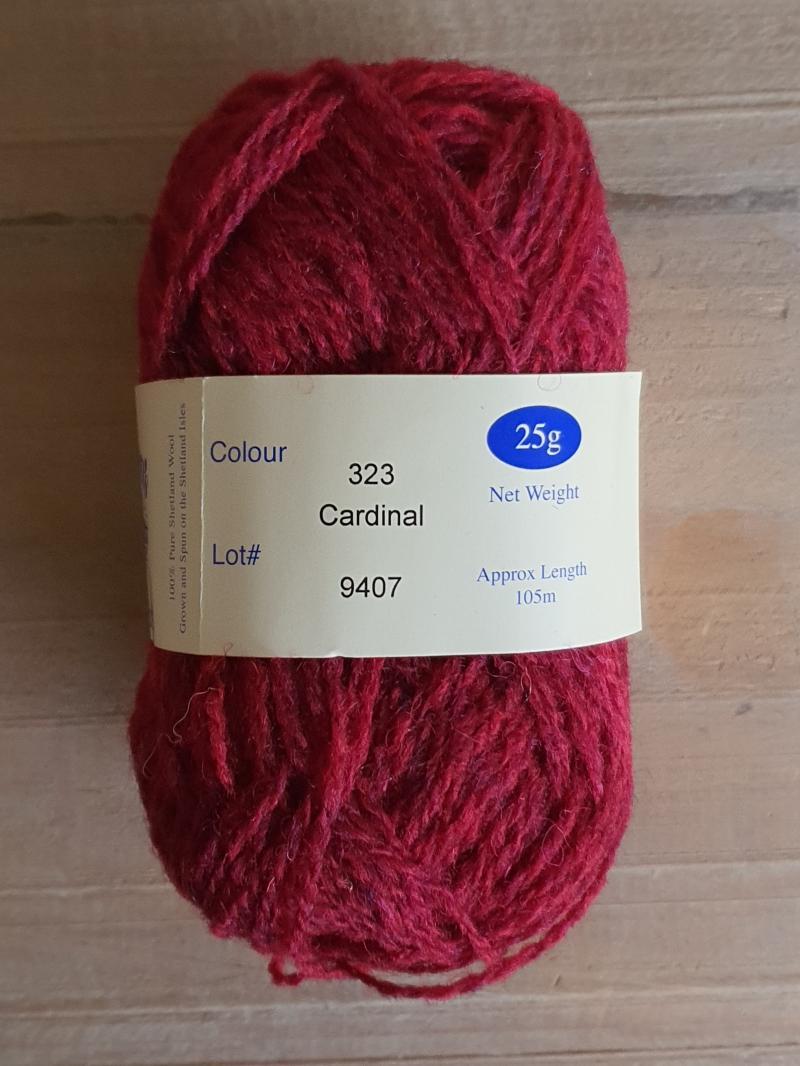 Spindrift: 323 Cardinal