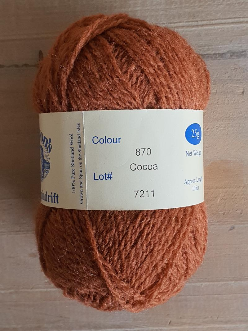 Spindrift: 870 Cocoa