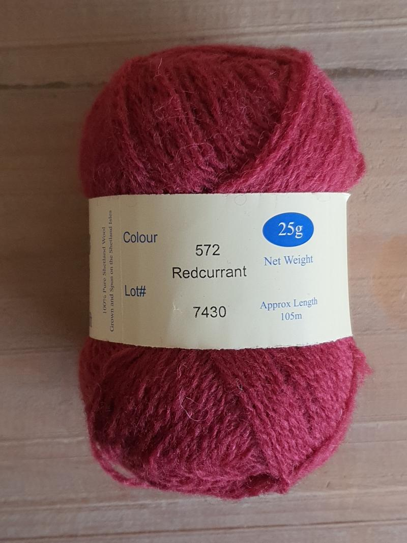 Spindrift: 572 Redcurrant