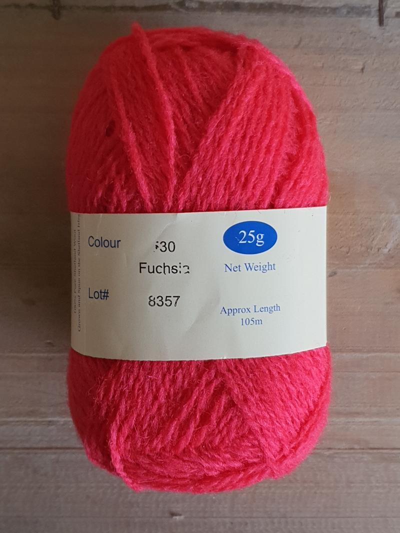 Spindrift: 530 Fuchsia