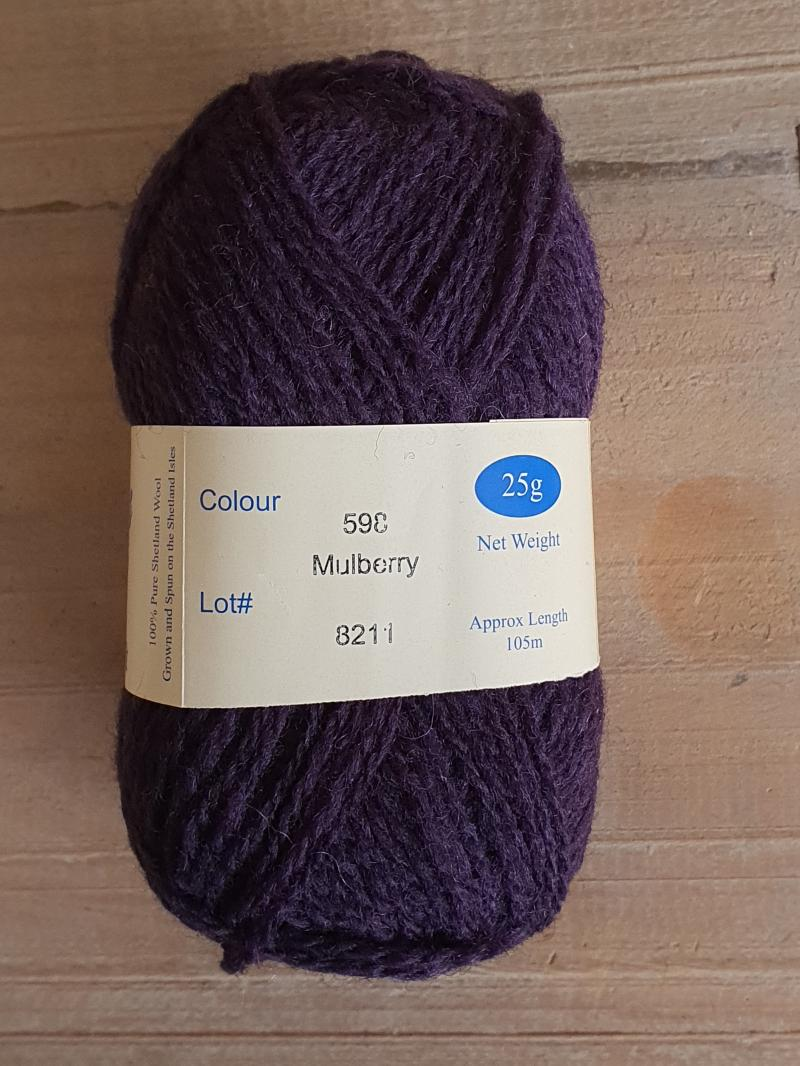 Spindrift: 598 Mulberry