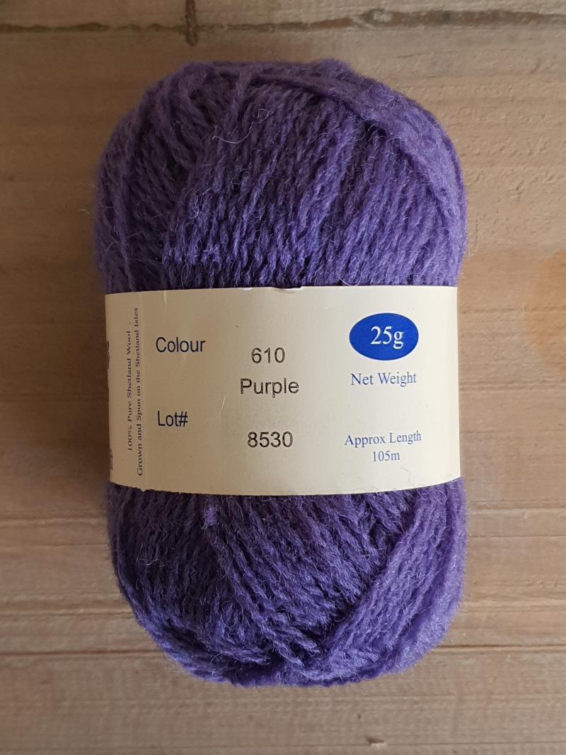 Spindrift: 610 Purple