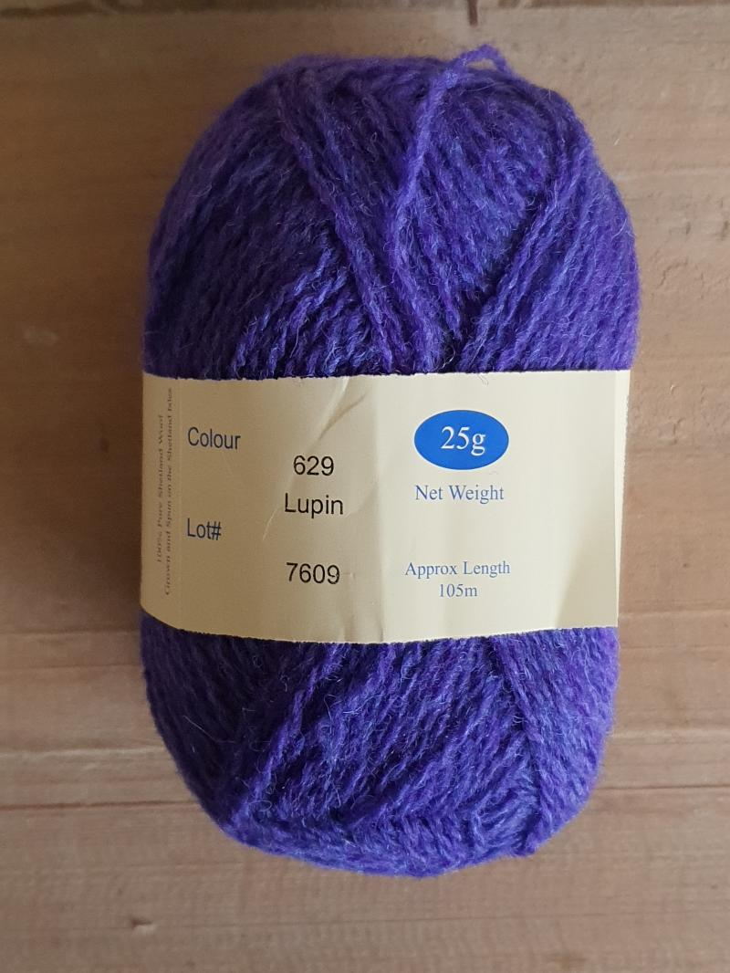 Spindrift: 629 Lupin