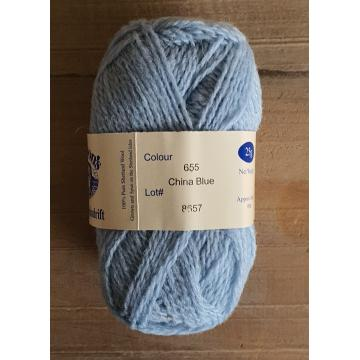 Spindrift: 655 China Blue