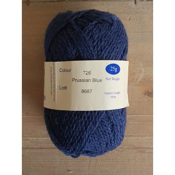 Spindrift: 726 Prussian Blue