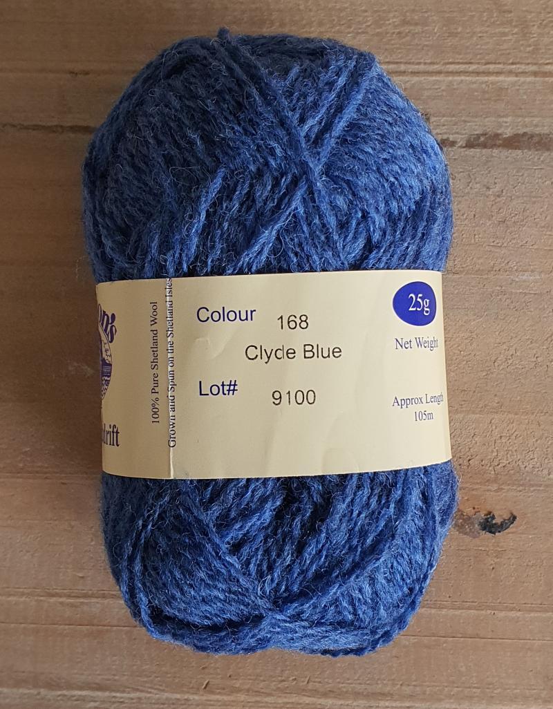 Spindrift: 168 Clyde Blue