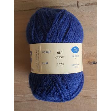 Spindrift: 684 Cobalt