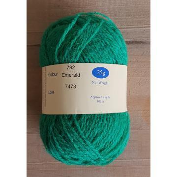 Spindrift: 792 Emerald