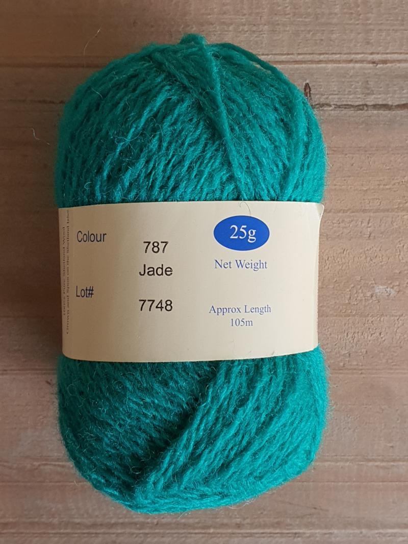 Spindrift: 787 Jade