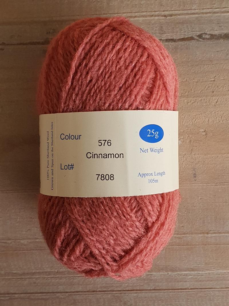 Spindrift: 576 Cinnamon