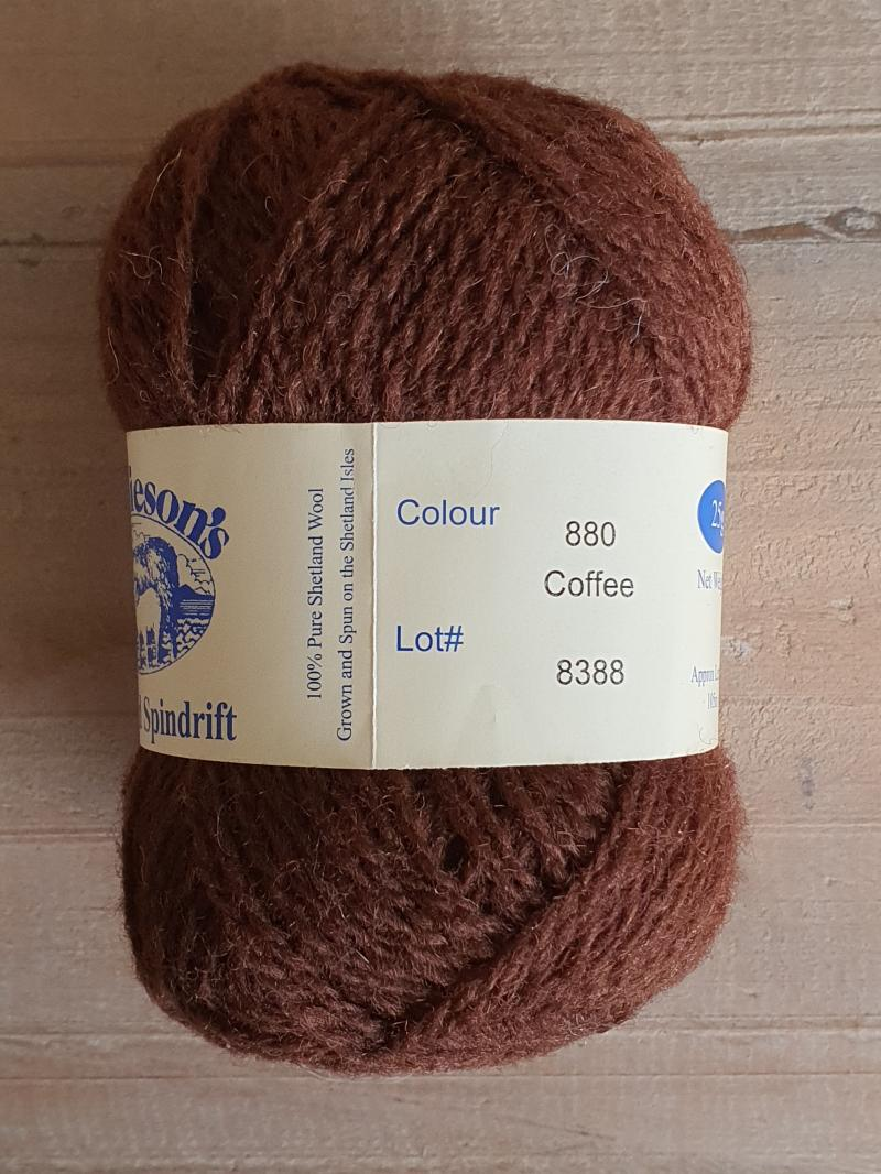 Spindrift: 880 Coffee