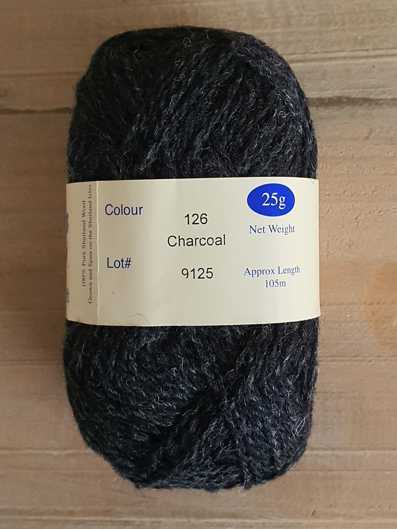 Spindrift: 126 Charcoal