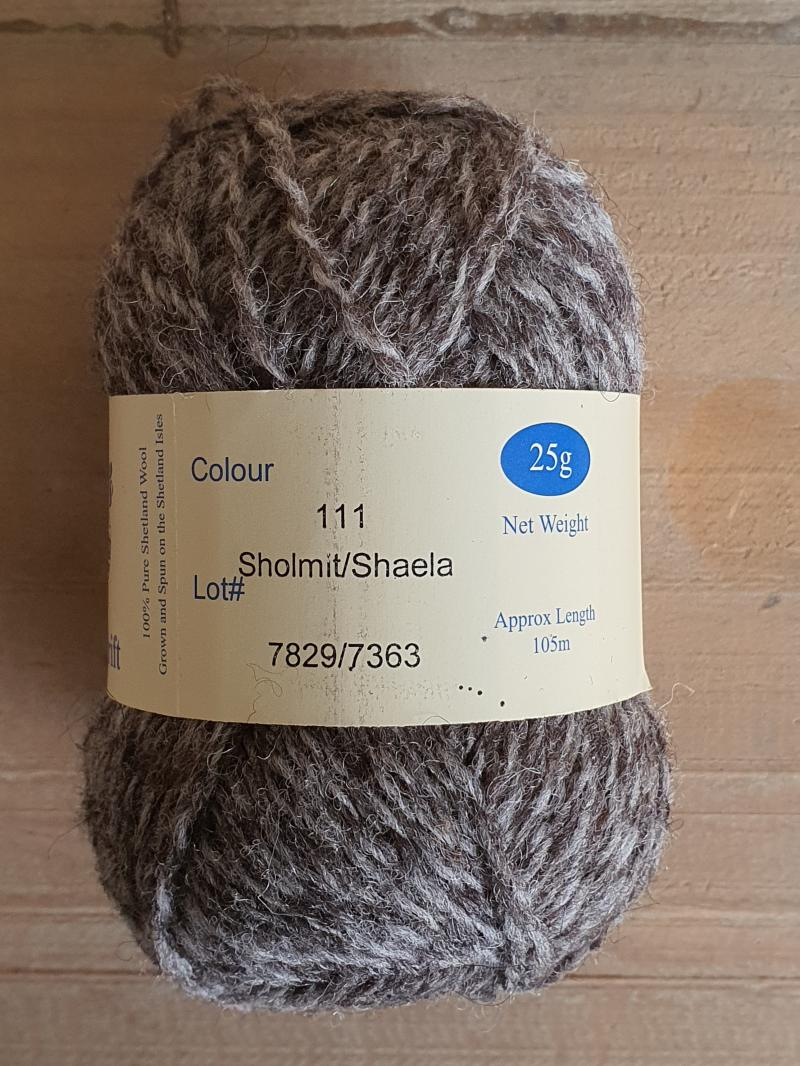Spindrift naturals: 111 Sholmit / Shaela