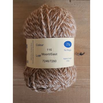 Spindrift naturals: 116 Moorit / Eesit