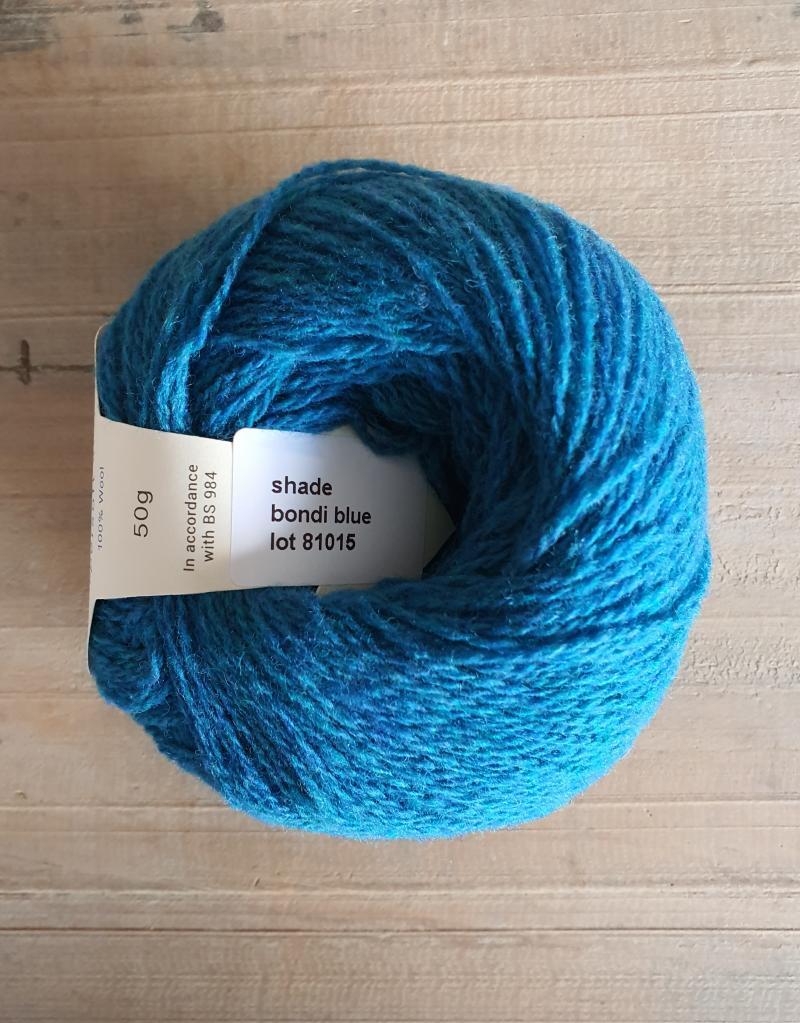 Supersoft 4ply: Bondi Blue