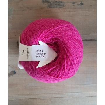 Supersoft 4ply: Carnation