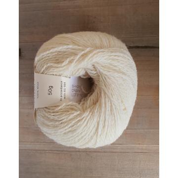 Supersoft 4ply: Cream