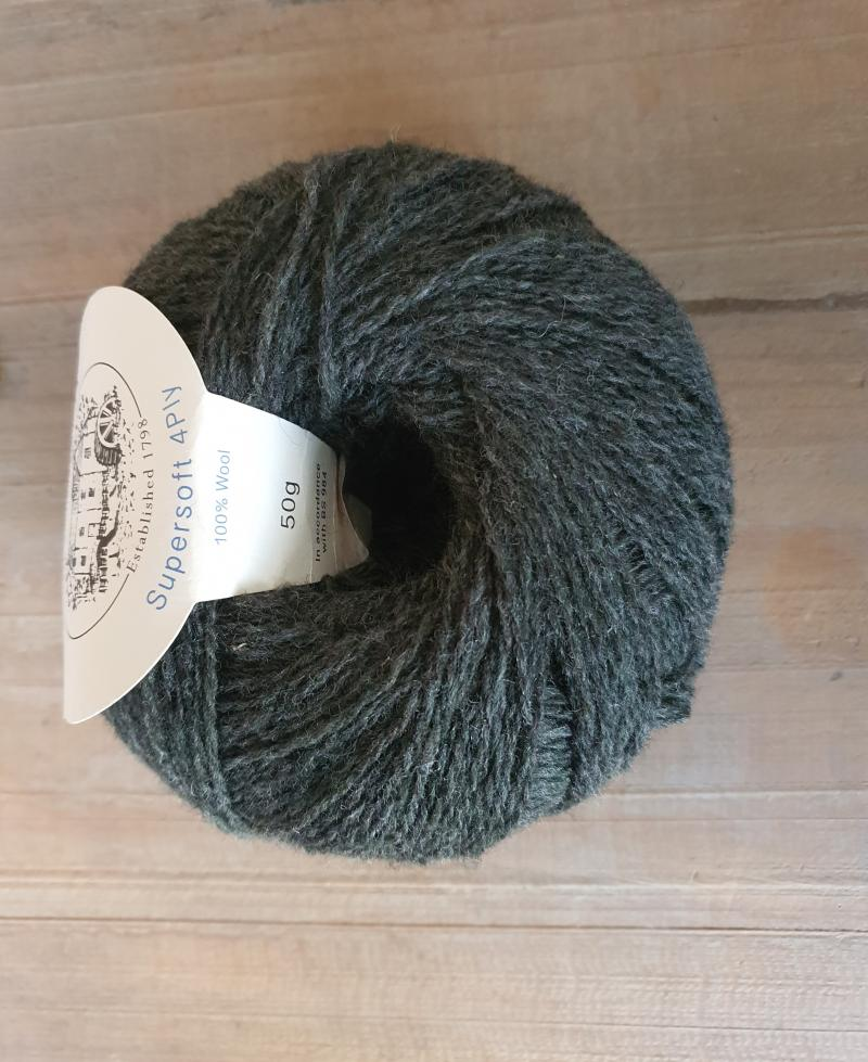 Supersoft 4ply: Spruce