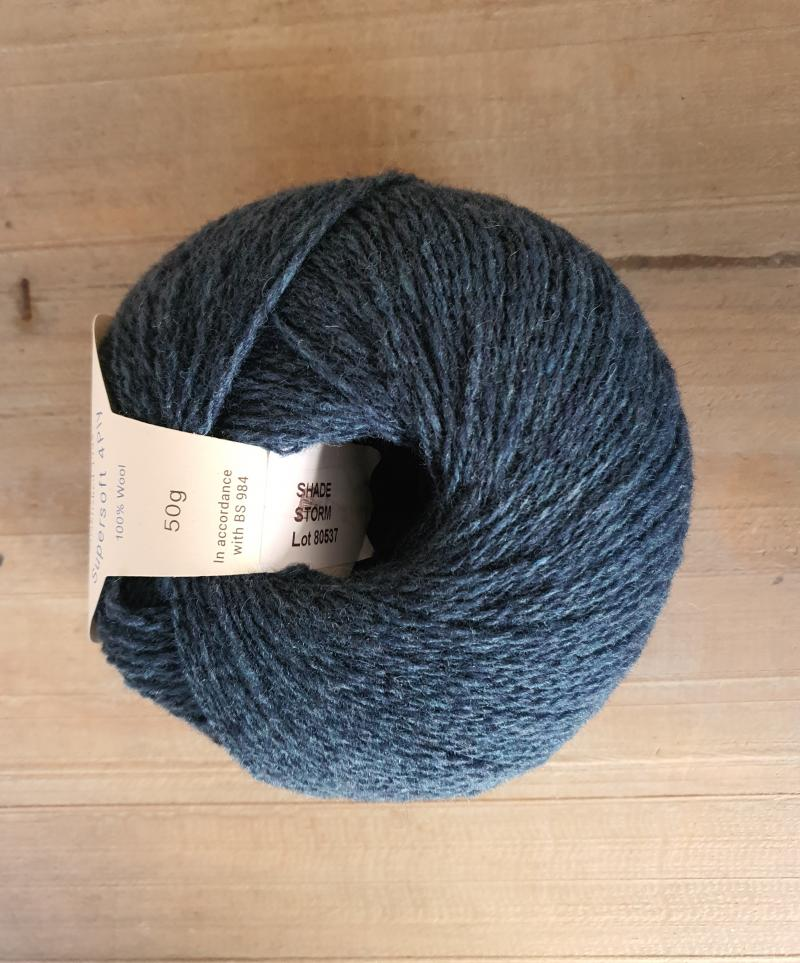 Supersoft 4ply: Storm