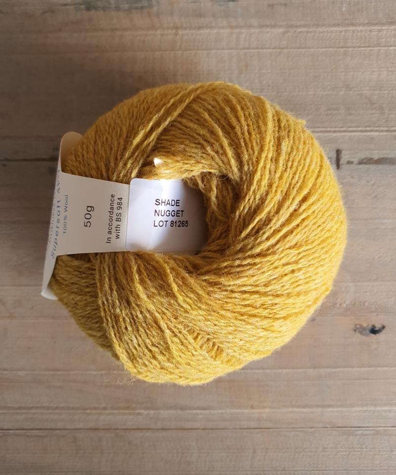 Supersoft 4ply: Nugget
