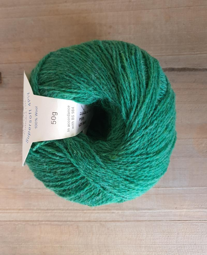 Supersoft 4ply: Pixie