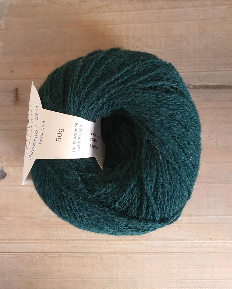 Supersoft 4ply: Forest