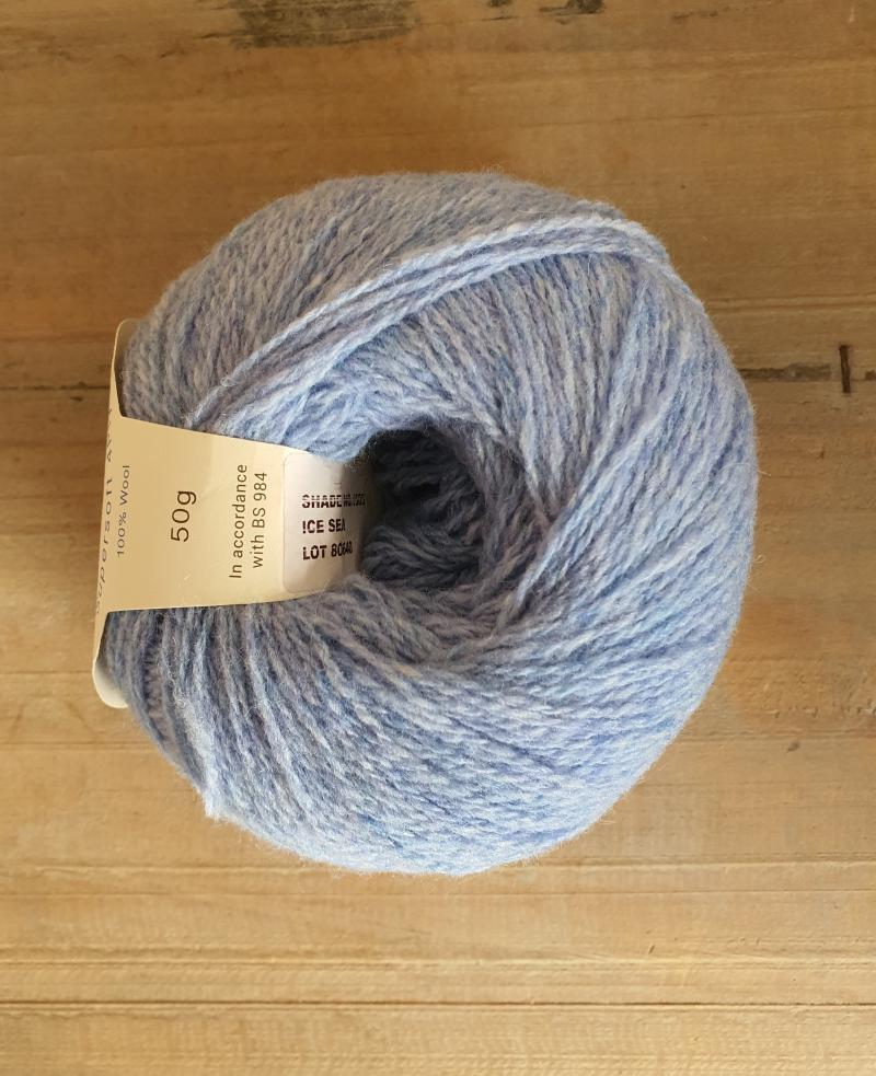 Supersoft 4ply: Ice Sea