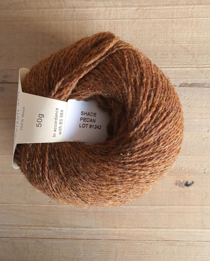 Supersoft 4ply: Pecan