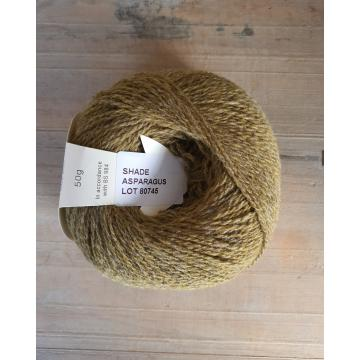 Supersoft 4ply: Asparagus