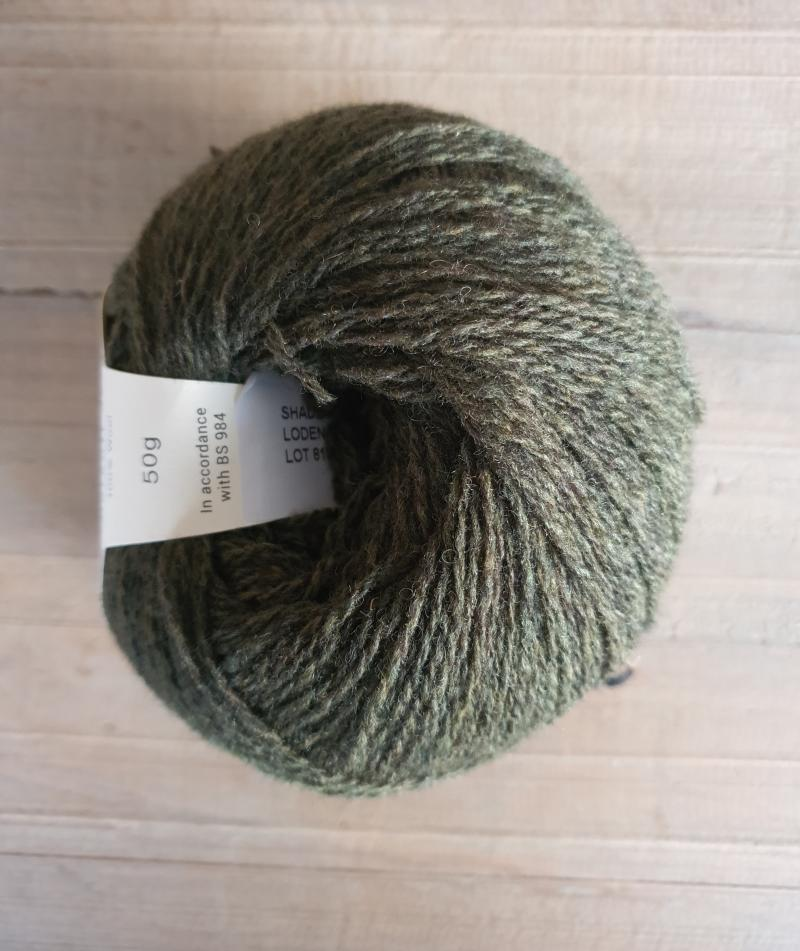 Supersoft 4ply: Loden