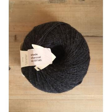 Supersoft 4ply: Charcoal