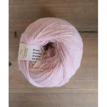 Supersoft 4ply: Strawberry Sherbet