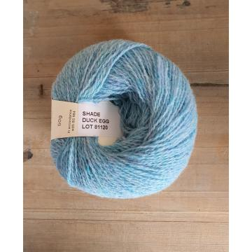 Supersoft 4ply: Duck Egg