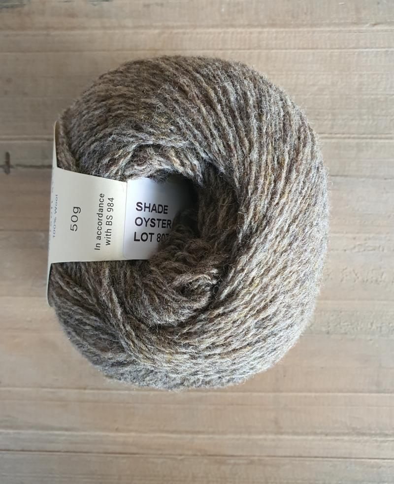 Supersoft 4ply: Oyster