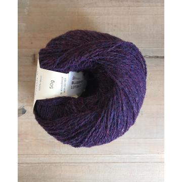 Supersoft 4ply: Blueberry