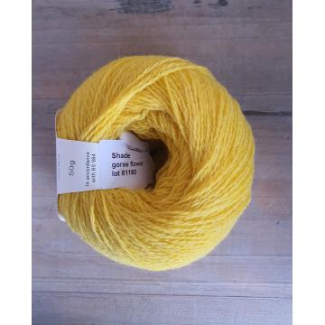 Supersoft 4ply: Gorse Flower