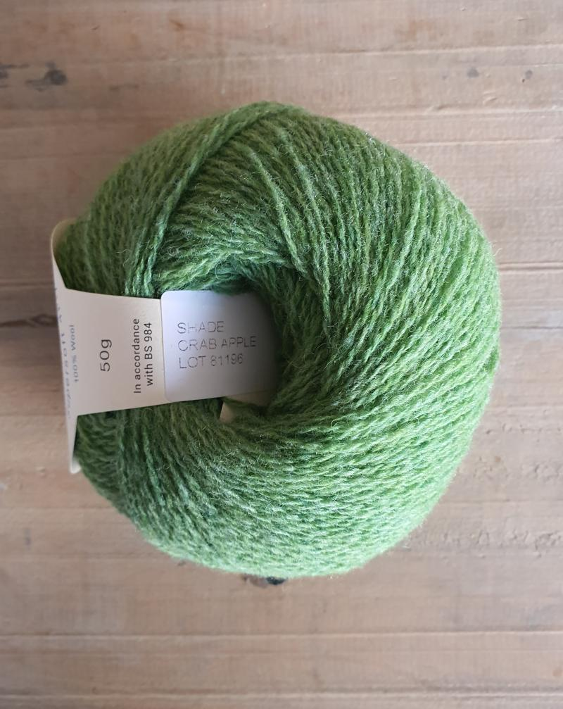 Supersoft 4ply: Crabapple