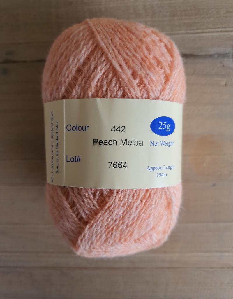 Ultra: 442 Peach Melba